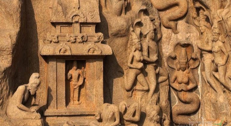 Mahabalipuram Package from Chennai
